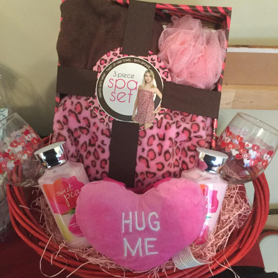 Gift Baskets - Forever Yours Crafts & More